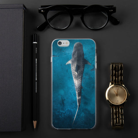 Tiger Reef iPhone Case