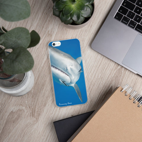 Tiger Shark iPhone Case