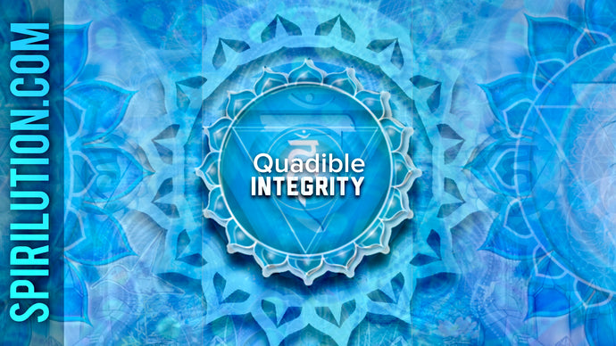 ★Powerful Throat Chakra (Vishuddha) Healing Balancing Energizing Formula★ Quadible Integrity