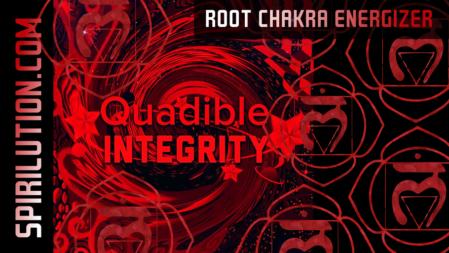 ★Powerful Root Chakra Muladhara Healing-Balancing-Energizing Formula★ Quadible Integrity