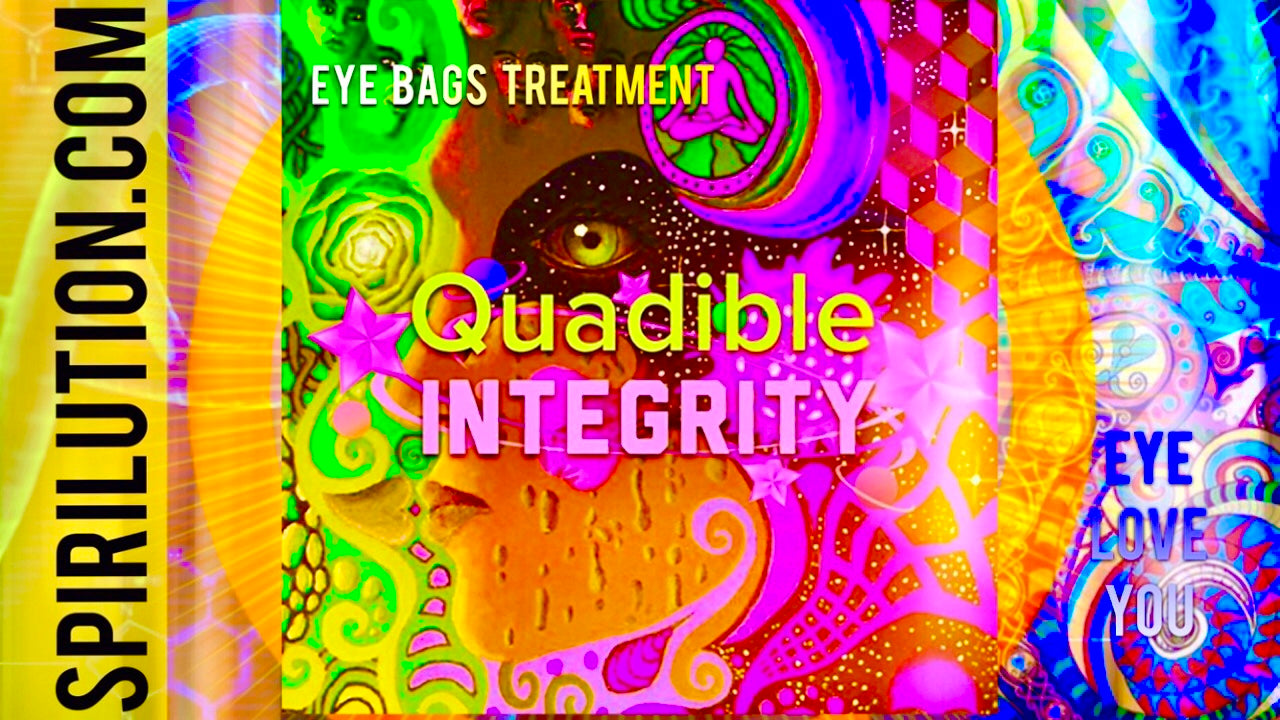 ★ EYE BAGS TREATMENT - BLEPHAROPLASTY - ELIMINATE PUFFY EYES - DARK CIRCLES ★  (SUBLIMINALS FREQUENCIES) ATTUNED AUDIO
