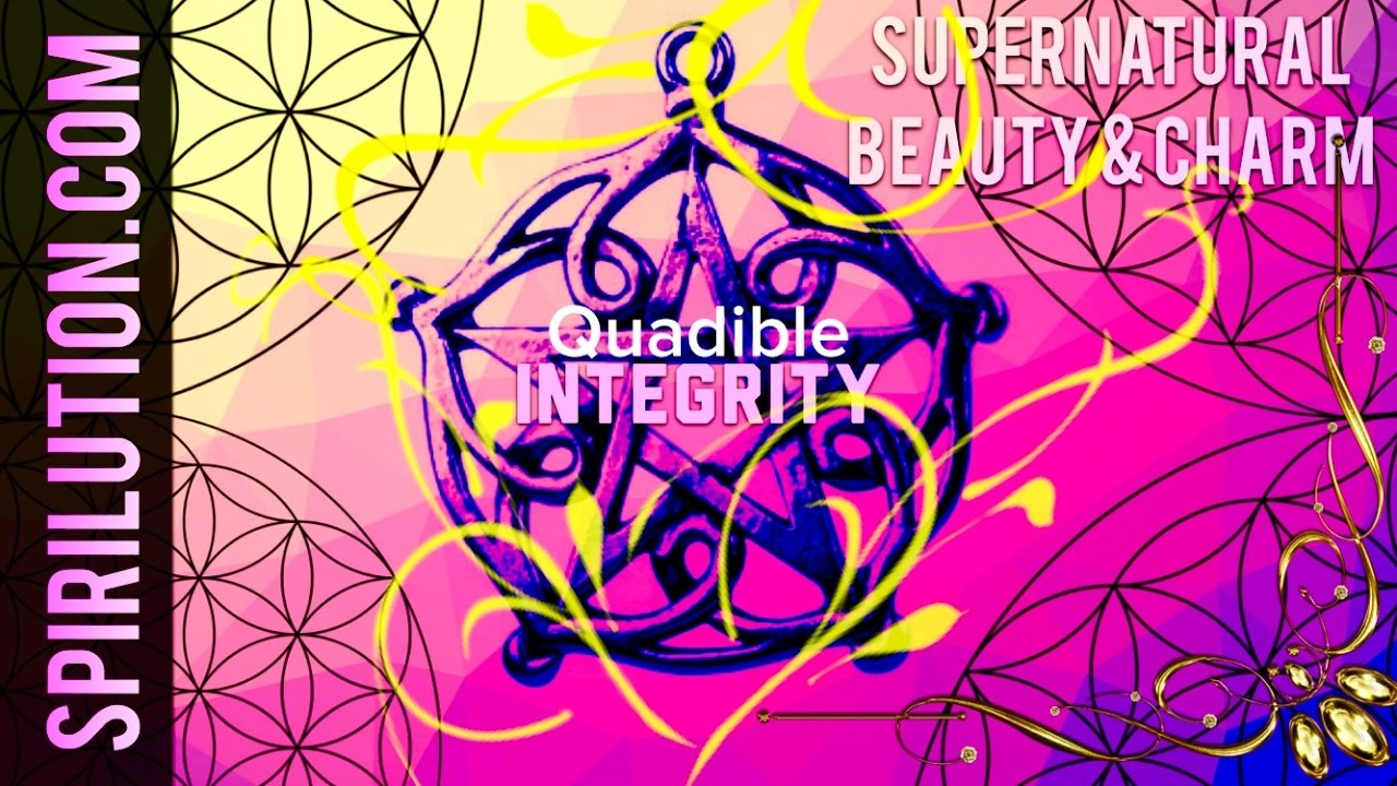 ★SUPERNATURAL FEMININE BEAUTY & CHARM ENHANCEMENT★ QUADIBLE INTEGRITY