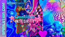 Load image into Gallery viewer, ATTRACT MEN FAST!★ (SUBLIMINAL BINAURAL BEATS MEDITATION VIBRATION INTENT ENERGY FREQUENCIES) QUADIBLE INTEGRITY - SPIRILUTION.COM
