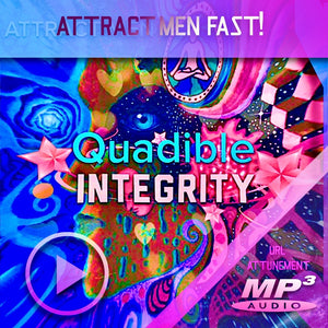 ATTRACT MEN FAST!★ (SUBLIMINAL BINAURAL BEATS MEDITATION VIBRATION INTENT ENERGY FREQUENCIES) QUADIBLE INTEGRITY - SPIRILUTION.COM