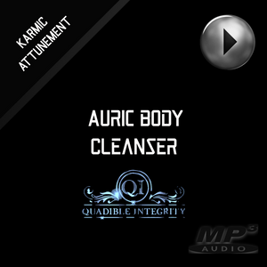 AURIC BODY CLEANSER - ENERGY BLOCKAGE FORMULA - QUADIBLE INTEGRITY - SPIRILUTION.COM