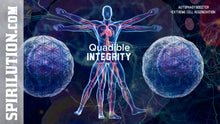 Load image into Gallery viewer, ★AUTOPHAGY BOOSTER! COMPLETE CELL REGENERATION! RENEW YOUR BODY! FEEL ALIVE BABY! QUADIBLE INTEGRITY - ATTUNED AUDIO! - SPIRILUTION.COM