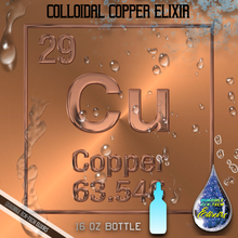 Load image into Gallery viewer, COLLOIDAL COPPER (Free Shipping) - SPIRILUTION.COM
