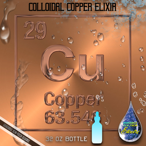 COLLOIDAL COPPER (Free Shipping) - SPIRILUTION.COM