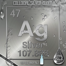 Load image into Gallery viewer, COLLOIDAL SILVER (Free Shipping) - SPIRILUTION.COM