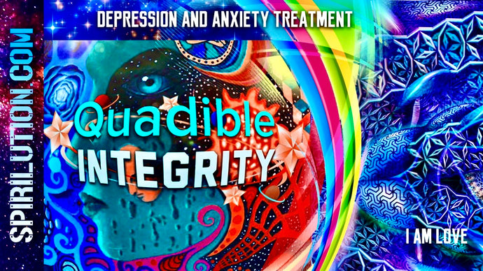 DEPRESSION AND ANXIETY TREATMENT ★ (SUBLIMINALS BRAINWAVE ENTRAINMENT INTENT ENERGY FREQUENCY) - SPIRILUTION.COM