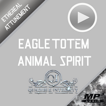 Load image into Gallery viewer, ★EAGLE TOTEM - ANIMAL SPIRIT GUIDE - INNER EAGLE POWERS & WISDOM FORMULA★ QUADIBLE INTEGRITY - AUDIO ATTUNEMENT - SPIRILUTION.COM
