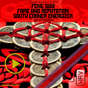 ★Feng Shui - Fame & Reputation - South Corner Energizer★ - SPIRILUTION.COM