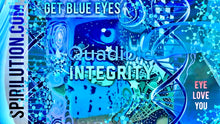 Load image into Gallery viewer, GET BLUE EYES FAST! ★ CHANGE YOUR EYE COLOR NATURALLY - QUADIBLE INTEGRITY - SPIRILUTION.COM