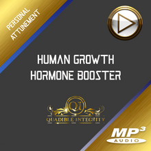 Load image into Gallery viewer, (HGH) HUMAN GROWTH HORMONE BOOST! VERY POTENT! ★ FREQUENCY SUBLIMINAL BINAURAL BEATS - QUADIBLE INTEGRITY - SPIRILUTION.COM