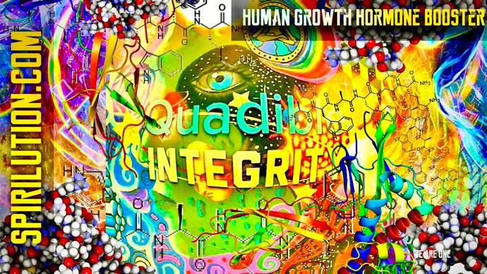(HGH) HUMAN GROWTH HORMONE BOOST! VERY POTENT! ★ FREQUENCY SUBLIMINAL BINAURAL BEATS - QUADIBLE INTEGRITY - SPIRILUTION.COM