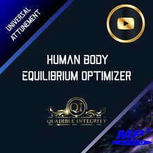 Laden Sie das Bild in den Galerie-Viewer, ★Human Body Equilibrium Optimizer★ (Vestibular System Reboot) - SPIRILUTION.COM