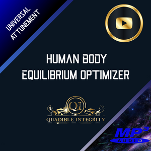 ★Human Body Equilibrium Optimizer★ (Vestibular System Reboot) - SPIRILUTION.COM