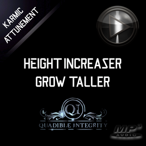 ★ HEIGHT INCREASING FORMULA★ GROW TALLER (SUBLIMINAL BRAINWAVE ENTRAINMENT BINAURAL BEATS) - SPIRILUTION.COM