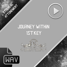 Load image into Gallery viewer, ★Journey Within - 1st Key ★ (Unlock the hidden doors within) **EXCLUSIVE** - SPIRILUTION.COM