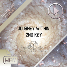 Load image into Gallery viewer, ★Journey Within - 2nd Key ★ (Unlock the hidden doors within) **EXCLUSIVE** - SPIRILUTION.COM