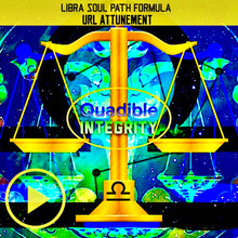 Load image into Gallery viewer, LIBRA ASTROLOGICAL - ZODIAC SOUL PATH HEALING FORMULA★ QUADIBLE INTEGRITY - SPIRILUTION.COM