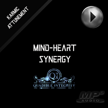 Load image into Gallery viewer, MIND-HEART-SYNERGY FORMULA ★ QUADIBLE INTEGRITY - SPIRILUTION.COM