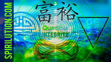 Load image into Gallery viewer, ★MONEY FLOWS TO ME - LAW OF ATTRACTION ACCELERATOR★ QUADIBLE INTEGRITY★ - SPIRILUTION.COM