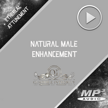 Load image into Gallery viewer, ★Natural Male Enhancement ★ (Vibration Binaural Beats Frequencies) - Quadible Integrity - SPIRILUTION.COM