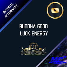 Load image into Gallery viewer, ★POWERFUL BUDDHA GOOD LUCK ENERGY MEDITATION★ QUADIBLE INTEGRITY - SPIRILUTION.COM