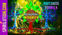 Load image into Gallery viewer, ★POWERFUL! ROOT CAUSE FORMULA!★ For Those Lacking in Results! (LOVE HEALING) QUADIBLE INTEGRITY - ATTUNED AUDIO MP3 - SPIRILUTION.COM