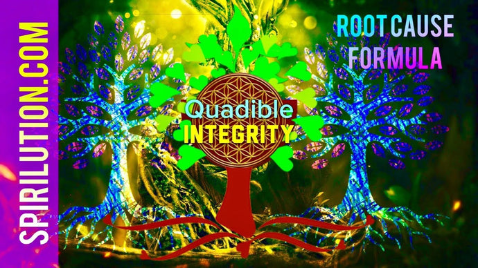 ★POWERFUL! ROOT CAUSE FORMULA!★ For Those Lacking in Results! (LOVE HEALING) QUADIBLE INTEGRITY - ATTUNED AUDIO MP3 - SPIRILUTION.COM