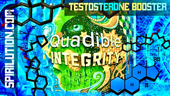 POWERFUL TESTOSTERONE BOOSTER★ (SUBLIMINALS BRAINWAVE ENTRAINMENT INTENT ENERGY FREQUENCIES) - QUADIBLE INTEGRITY - SPIRILUTION.COM