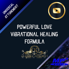 Load image into Gallery viewer, ★Powerful Love Vibrational Healing Formula!★ (Vibration Frequency Hertz Binaural Beats Frequencies) - SPIRILUTION.COM
