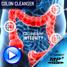 Load image into Gallery viewer, ★COLON CLEANSER REPAIR AND ENERGIZING FREQUENCY FORMULA★ QUADIBLE INTEGRITY - SPIRILUTION.COM