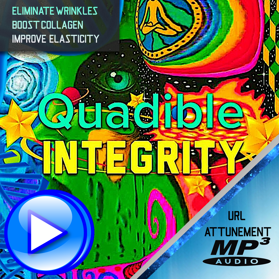 ★QUADIBLE INTEGRITY - ELIMINATE WRINKLES QUICKLY! Boost Collagen & Improve Elasticity! DOWNLOAD! - SPIRILUTION.COM