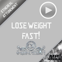 Load image into Gallery viewer, QUADIBLE INTEGRITY - ★ LOSE WEIGHT FAST! FAT BURNER ★ (SUBLIMINAL BRAINWAVE ENTRAINMENT FREQUENCIES  - ATTUNED AUDIO - SPIRILUTION.COM