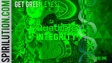 Load image into Gallery viewer, QUADIBLE INTEGRITY ★GET GREEN EYES FAST! ★BIOKINESIS - FREQUENCY HERTZ - SUBLIMINAL - CHANGE YOUR EYE COLOR NATURALLY - ATTUNED AUDIO - SPIRILUTION.COM