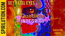 Load image into Gallery viewer, ★GET HAZEL EYES FAST! ★BIOKINESIS - FREQUENCY HERTZ - SUBLIMINAL - CHANGE YOUR EYE COLOR NATURALLY - QUADIBLE INTEGRITY - ATTUNED AUDIO - SPIRILUTION.COM
