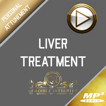 Cargar imagen en el visor de la galería, QUADIBLE INTEGRITY ★LIVER TREATMENT FREQUENCY CLEANSE DETOX HEALER  ENERGIZER FORMULA ★ - ATTUNED AUDIO - SPIRILUTION.COM