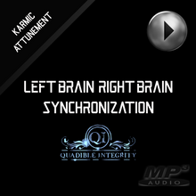 Load image into Gallery viewer, ★LEFT BRAIN / RIGHT BRAIN HEMISPHERIC SYNCHRONIZATION FORMULA★ QUADIBLE INTEGRITY - SPIRILUTION.COM