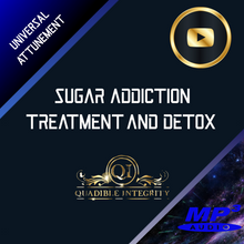 Load image into Gallery viewer, SUGAR ADDICTION TREATMENT & DETOX FORMULA! ★STOP SUGAR CRAVINGS! VERY POWERFUL! QUADIBLE INTEGRITY