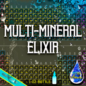 SUPER MULTI-MINERALS ELIXIR (Free Shipping) - SPIRILUTION.COM