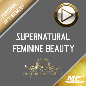 ★SUPERNATURAL FEMININE BEAUTY & CHARM ENHANCEMENT★ QUADIBLE INTEGRITY - SPIRILUTION.COM