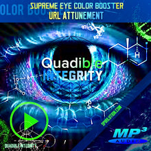 Load image into Gallery viewer, ★SUPREME EYE COLOR CHANGING RESULTS BOOSTING SUPERCHARGER★ CHANGE YOUR EYE COLOR - BIOKINESIS - QUADIBLE INTEGRITY - SPIRILUTION.COM
