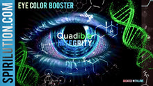 Laden Sie das Bild in den Galerie-Viewer, ★SUPREME EYE COLOR CHANGING RESULTS BOOSTING SUPERCHARGER★ CHANGE YOUR EYE COLOR - BIOKINESIS - QUADIBLE INTEGRITY - SPIRILUTION.COM