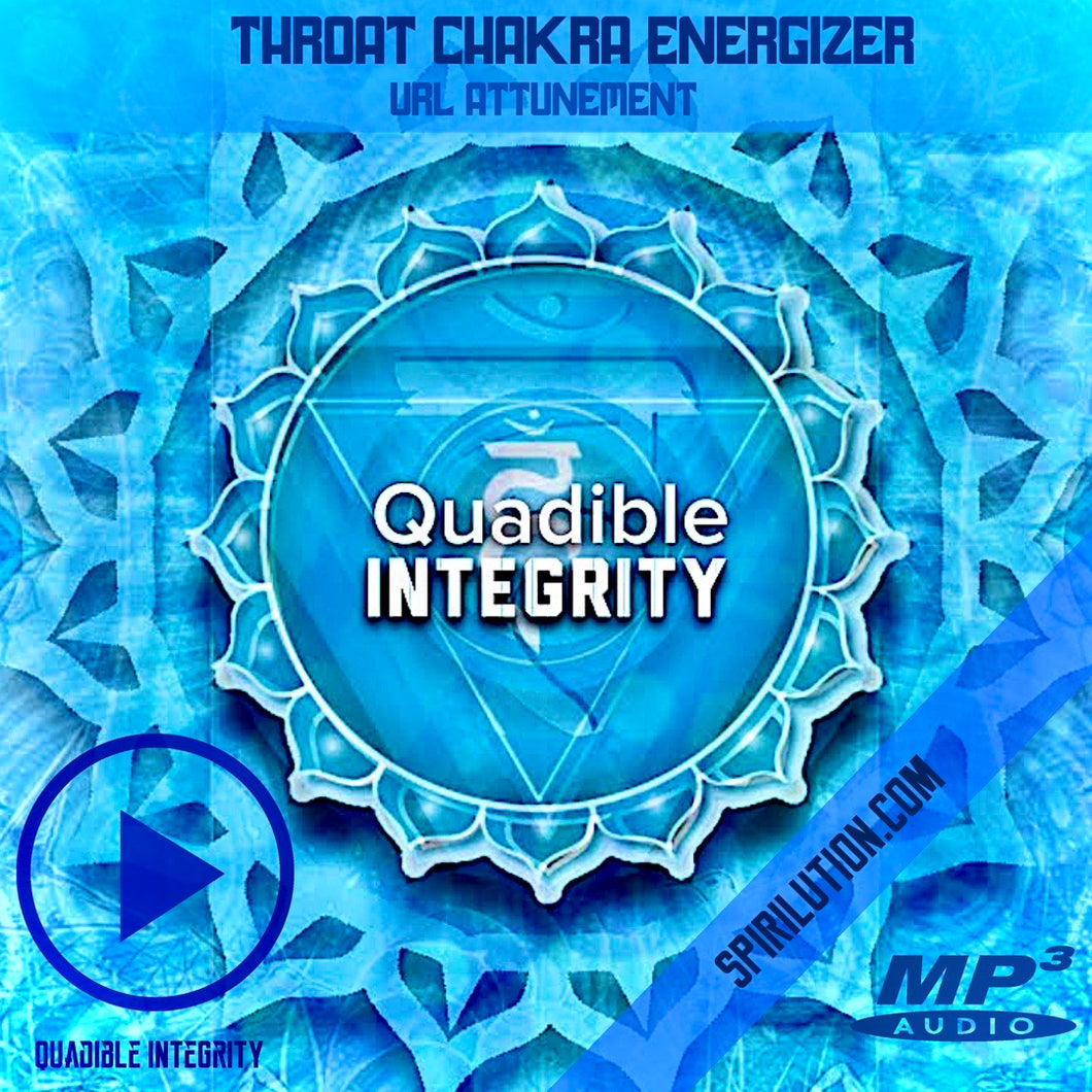 Throat Chakra Music (Vishuddha) Healing Balancing Energizing Formula Deep Healing Frequency Music - SPIRILUTION.COM