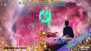 ★You-niversal Essence★ Quadible Integrity (Cosmic Healing Series Vol.1) - SPIRILUTION.COM
