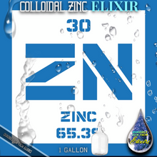 Load image into Gallery viewer, COLLOIDAL ZINC (Free Shipping) - SPIRILUTION.COM
