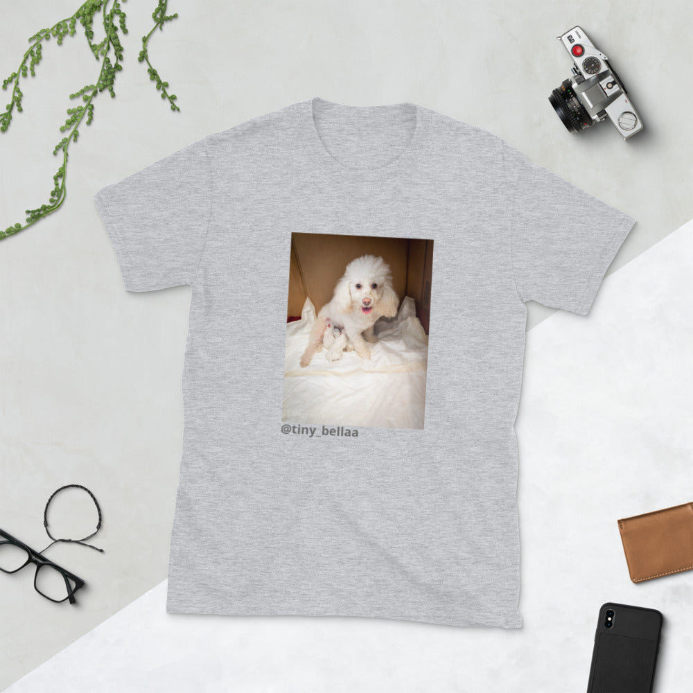Tiny Bella! Short-Sleeve Unisex T-Shirt