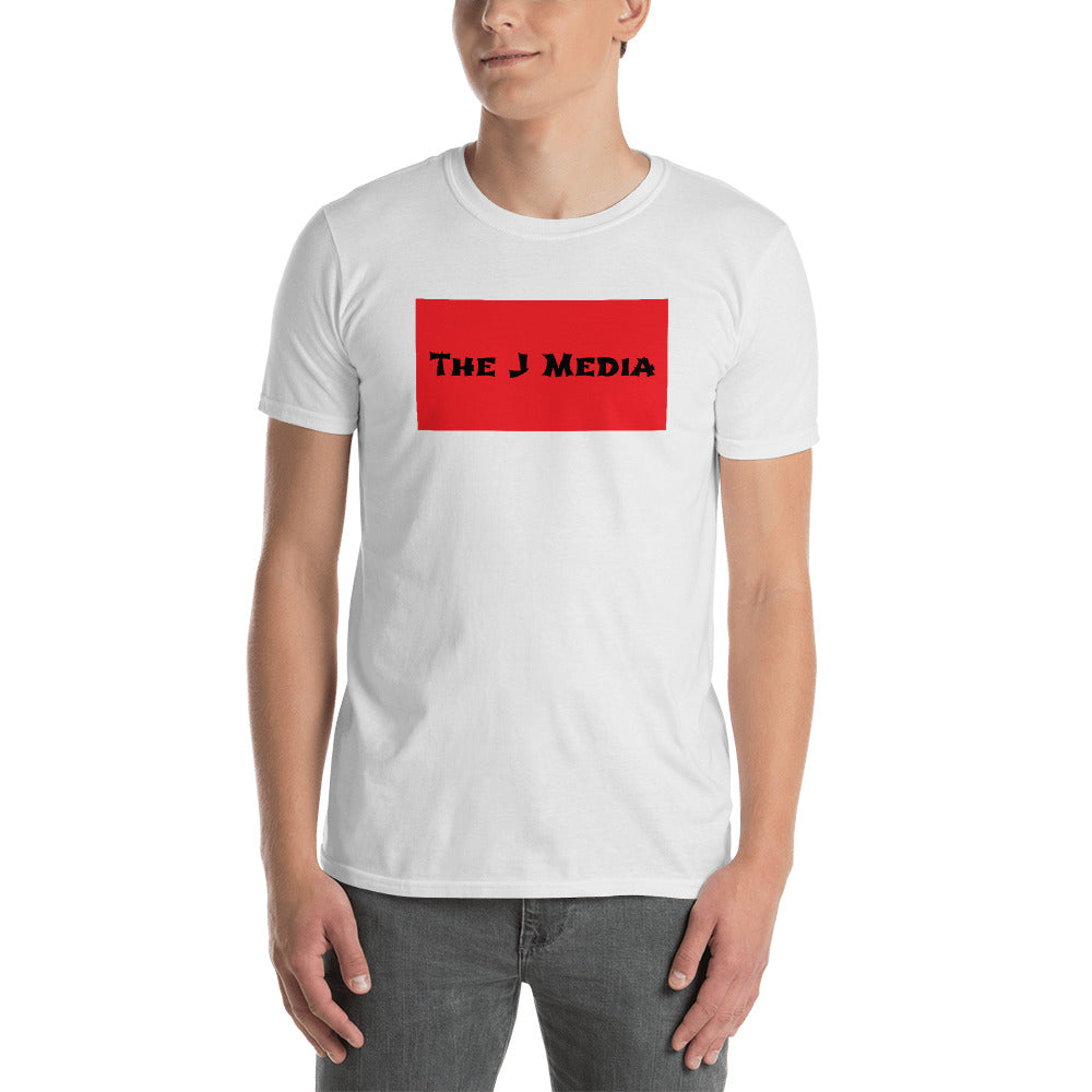 The J Media Box Logo T-Shirt